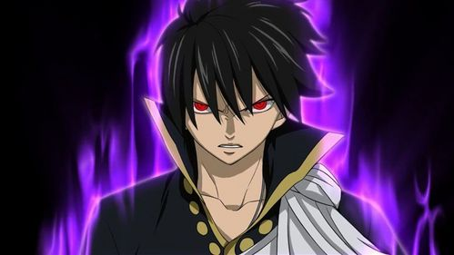 """Zeref (Fairy Tail) """"If this world continues to reject me then l shall reject the world"""" Zeref to Mavis"""