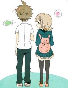 Hinata and Nanami
