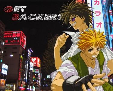 The GetBackers! (Ginji Amano and Ban Mido)