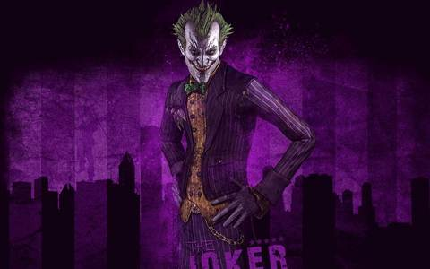 I like the joker because he makes himself standout from all of the other villains sejak doing the things they are afraid to do!