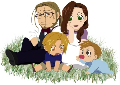 Elric Family:)