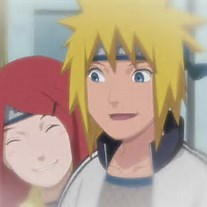 Minato like Kushina because he think's kushina's hair was beautiful and he fell in cinta with her