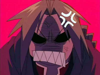 Edward Elric from Full Metal Alchemist. XD