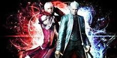 Dante and virgil from devil may cry