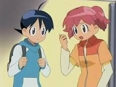 The hinata sibs are totally different. Fuyuki is calm, and natsumi is...natsumi.