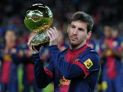 He is a legend Messi > Every player in Real Madrid