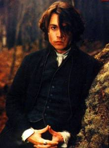 Ichabod Crane from Sleepy Hollow