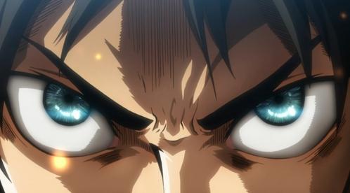 Eren Jaeger. Anger is his specialty.