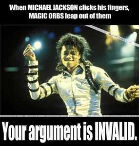 Michael is MAGIC , that's all I have to say . <3