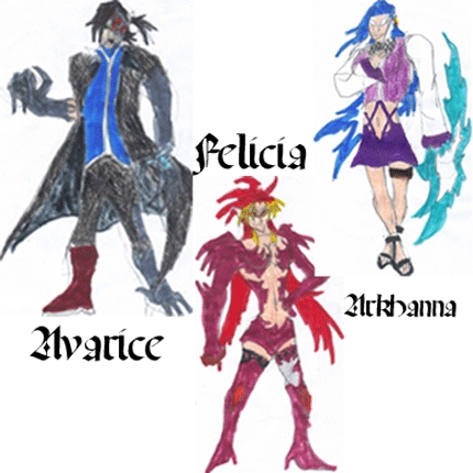 Who Is Your Fairy Tail Fanmade Character Fairy Tail Answers