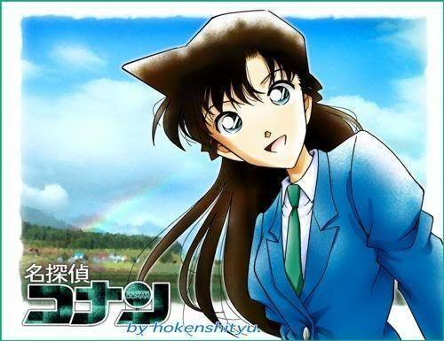 Ran Mouri from Detective Conan