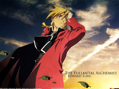 Edward Elric from FullMetal Alchemist/Brotherhood. Without getting all sappy, he's really kind and generous, even though he's been through so much and he always moves forward.