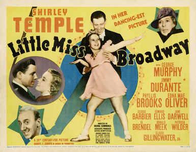 """""""Little Miss Broadway"""" (1938)"""