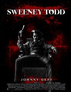 Sweeney Todd- The Demon Barber of Fleet strada, via