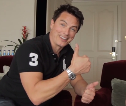 John Barrowman :) wewe all should know why now :3