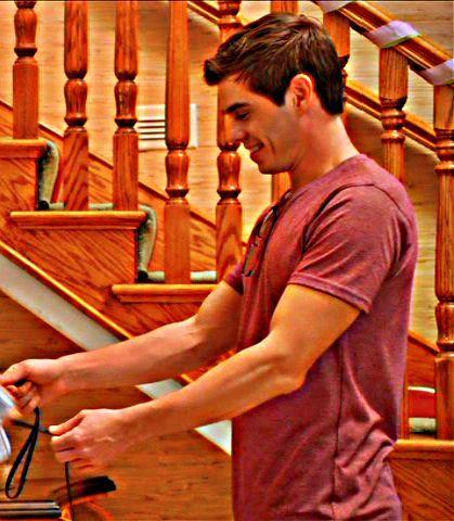 I upendo Matt's arms <333333