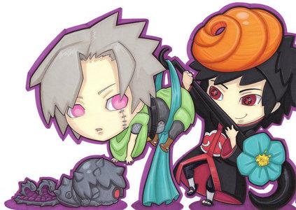 I would like to know mais about Shisui (I need mais INFO! :3) But since we got to know that... I would pick Yagura :3