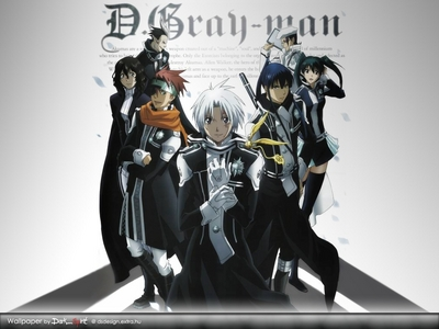 D.GrayMan D.GrayMan is a cool জীবন্ত and for some reason no one is watching it..........its sad to see getting underrated..........
