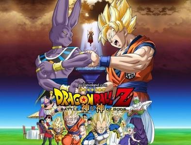 If a movie counts then DBZ Battle of Gods