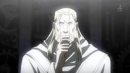 Father/Dwarf in the Flask In Fullmetal Alchmeist Brotherhood