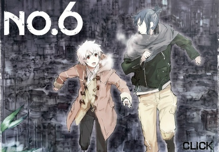 No.6 is kinda similar to Psycho Pass and they;re both fucking amazing <3 (It's also scifi with great characters and serious and kinda disturbing scenes at some points). No.6 is a little less intense though. Also Black Lagoon, Blood +, Claymore, and Shiki.