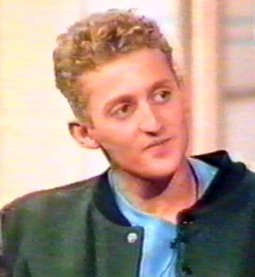 Alex winter the most adorable actor out ther <3