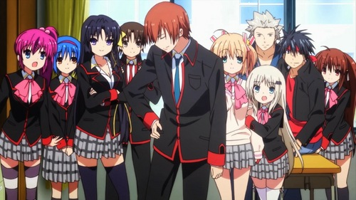 Little Busters !!!