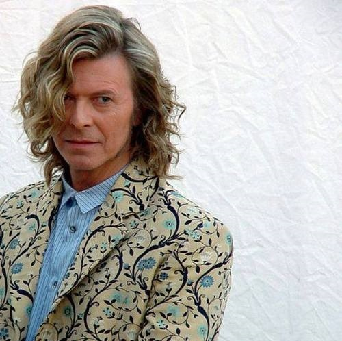 the hair itself is very nice, but not on Bowie's head XD