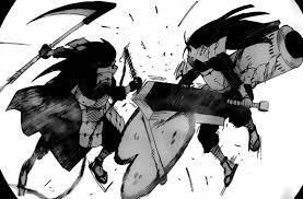 Madara and hashirama Naruto shipudden