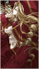 Lady Catterina from Trinity Blood.