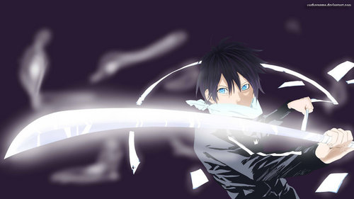 Released this year: Noragami Credit for the artist: http://rankoranma.deviantart.com/