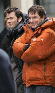 John and David