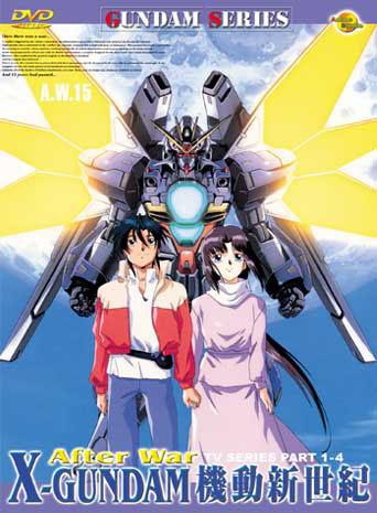 I think Garrod and Tiffa from Gundam X can count.
