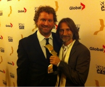 Gemini Awards 2010. (my beautiful winner in 'Best Actor' cathegory ♥)