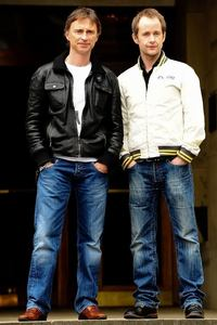 Bobby and Billy Boyd