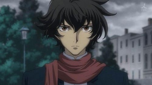Setsuna F Seiei from Gundam 00