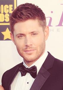 Jensen Ackles at Critics' Choice Awards 2014.