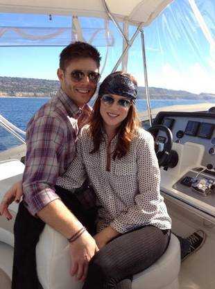 Danneel Harris Ackles for obvious reasons!