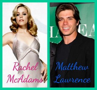 If I were to switch bodies with ether actor au actress? I would choose Rachel McAdams au Matthew Lawrence <3