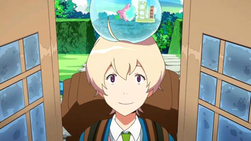 Haru from Tsuritama