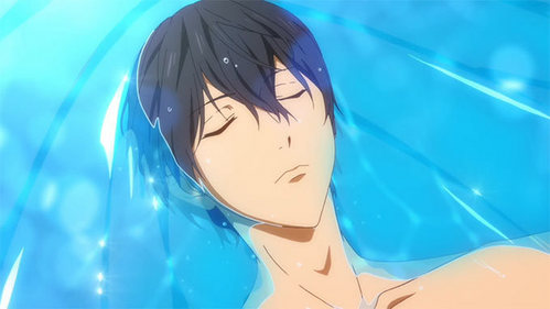 Probably Haruka Nanase and well.. all the swimmers. xD From Free!