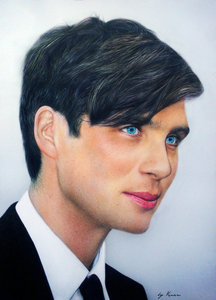 Cillian Murphy portrait (credit :natashakinaru)