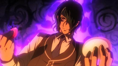 Hades from Kamigami no Asobi.