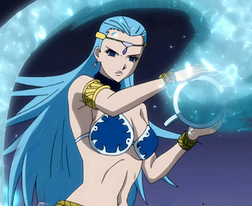 Aquarius from Fairy Tail.