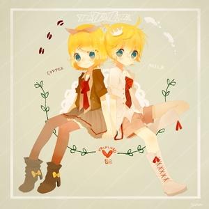 Mine is Len too! :D 上, ページのトップへ 5: 1. Len 2. Rin 3. Yuki 4. SeeU 5. Gumi