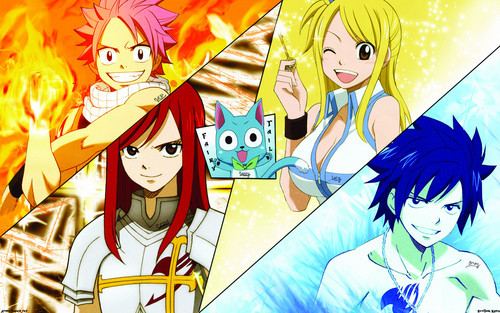 The strongest team in Fairy Tail before Wendy and Carla joined .