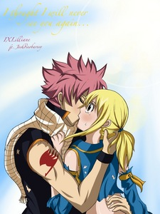 I think they are in love... They truly care about each other! NaLu forever! <3