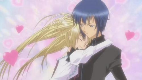 Ikuto and utau♥