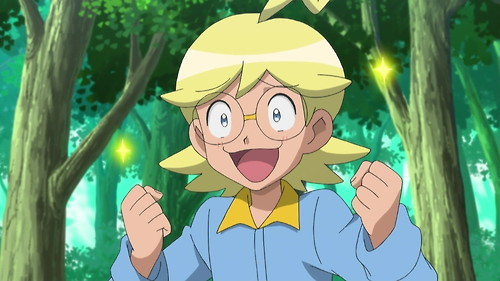 Clemont~Pokemon