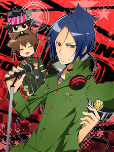 Mukuro from KHR. i just .. he is so ... i hate his attitude